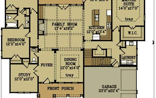 2 story 4 bedroom brick house plan by brick house plans for 2 story brick house plans
