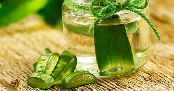 healing leaky gut aloe vera