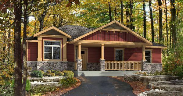 Cottonwood floor plan beaver homes cottages 3 beds 2 for Beaver home designs