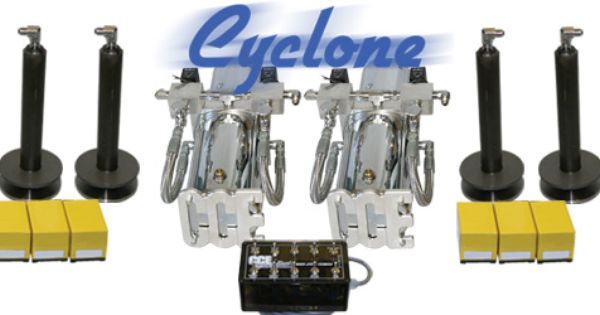 CCE Hydraulics 2 Pump CCE Cyclone Kit CCE Hydraulics