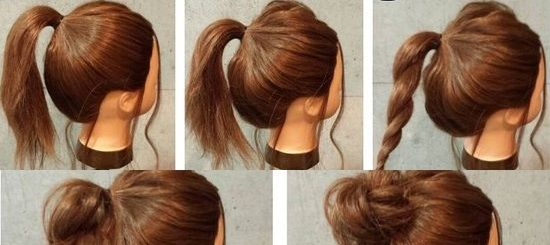 Pin On Easy Hairstyle