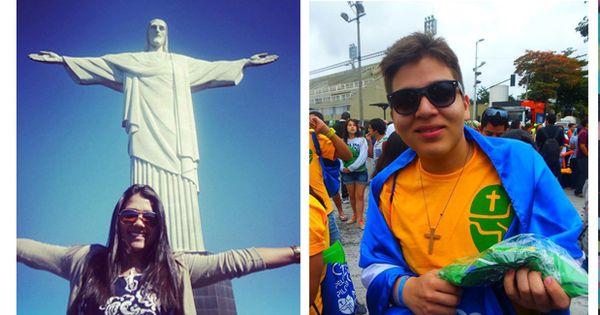 Mónicos Peregrinos En Brasil