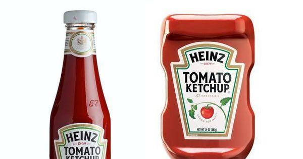 Heinz Tomato Ketchup  The Best Visualization Of Brand Centric Vs  Consumer Centric