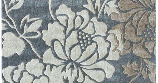 Rugs Usa Keno Bliss Black Rug Carpet 地毯 Pinterest