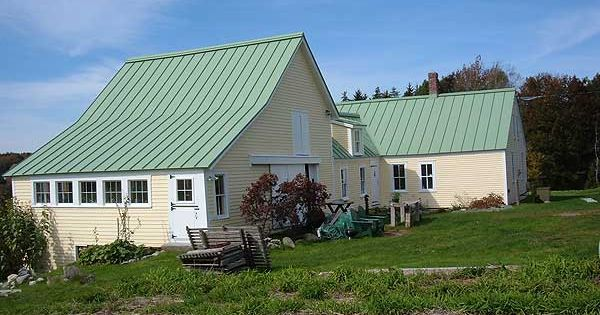 Patina Green Metal Roofing Roofing And Siding Color