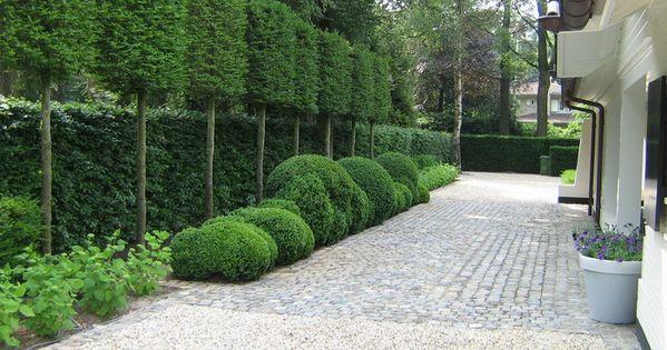Landscape design Anne Laansma - Ontwerpburo voor tuinen  Modern gardens  Pinterest ...