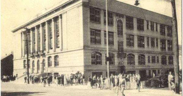 Lansford High School 1940 S Lansford Jim Thorpe Pennsylvania Carbon County