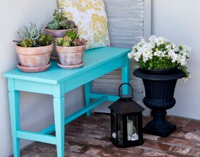 Small Outdoor Decor Ideas - Decorate Your Small Yard or Patio -
