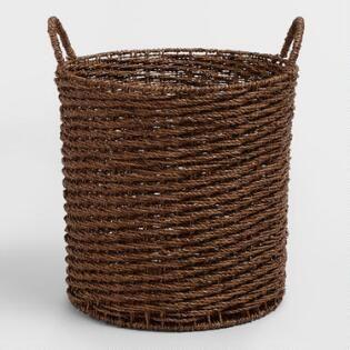 Trista Tote Basket Dengan Gambar