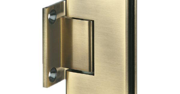 Us Horizon Custom Frameless Shower Door Hardware