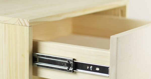 The Easy Way To Install Drawer Slides Instructions And