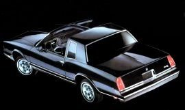 1985 Chevrolet Monte Carlo T Top Chevrolet Monte Carlo Chevrolet Classy Cars