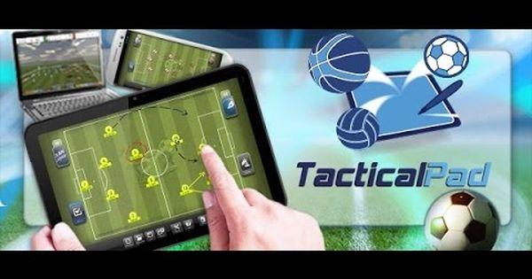 تطبيق Tacticalpad تحليل مباريات كرة القدم و وضع تشكيلة تغير الصور Youtube Music