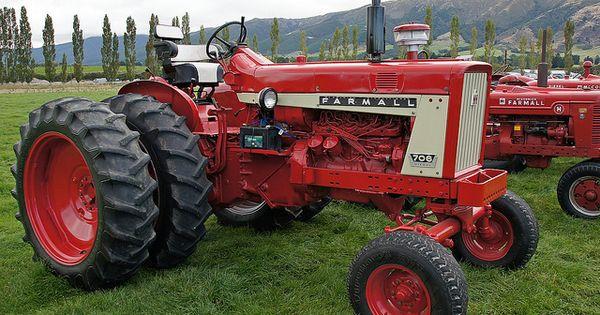 1963 international farmall 706 old tractors pinterest