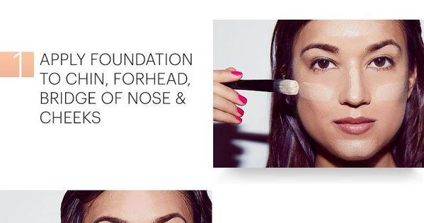 foundation makeup first