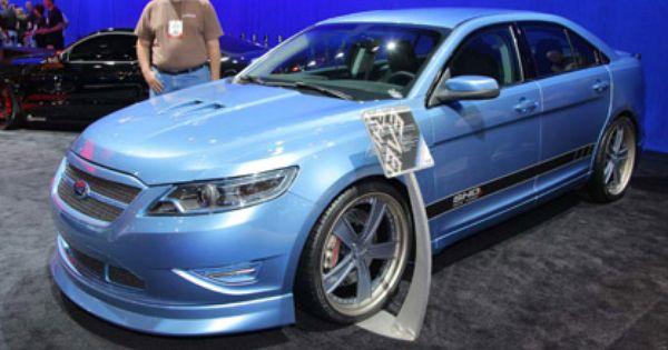2010 Sho By Ron Fellows Ford Taurus Sho Taurus Ford