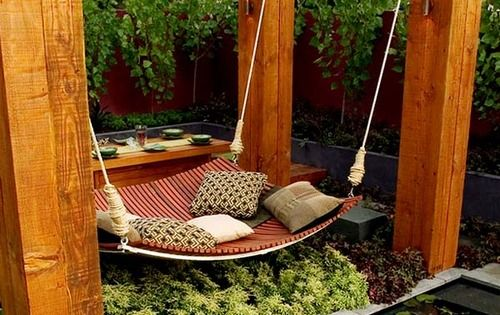 .Gorgeous outdoor space!