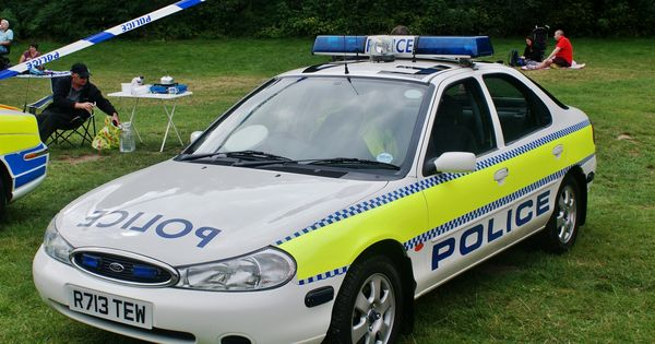 Ford Mondeo Police Car Police Cars British Police Cars Ford Mondeo