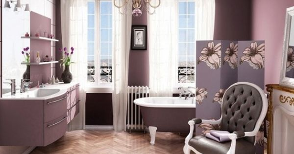 salle de bains baroque chambre fille pinterest. Black Bedroom Furniture Sets. Home Design Ideas