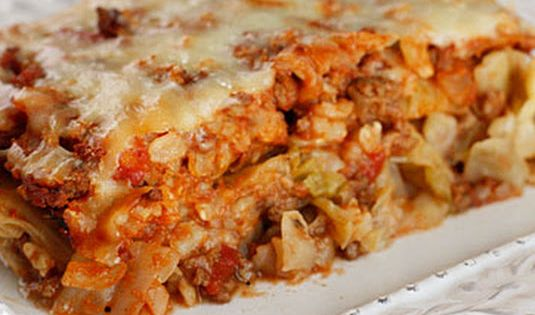 Stuffed cabbage casserole, Cabbage casserole and Cabbages on Pinterest