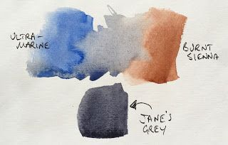 Jane Blundell Artist Watercolor Mixing Color Theory Books