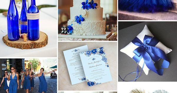 30  gorgeous sapphire blue wedding ideas
