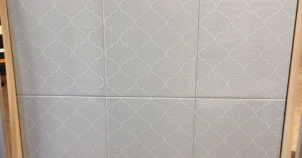 Showscape Arabesque Daltile Ceramic Pinterest