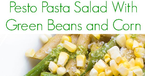 Pesto pasta salad, Pasta salad and Pesto pasta on Pinterest