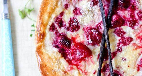 Finnish pancakes with raspberries pancake raspberry