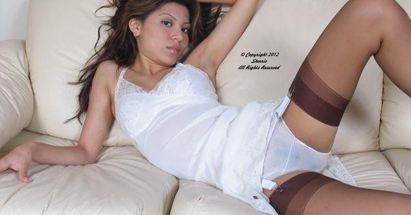 Sherio | Bush- Visible thru Clothing | Pinterest