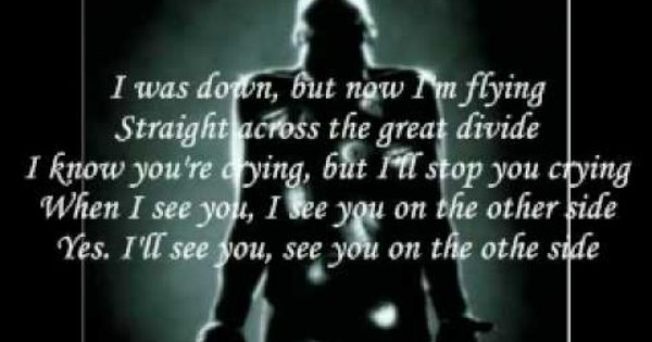 Ozzy Osbourne Lyrics See You On The Other Side Ozzy Osbourne Told You So When I See You
