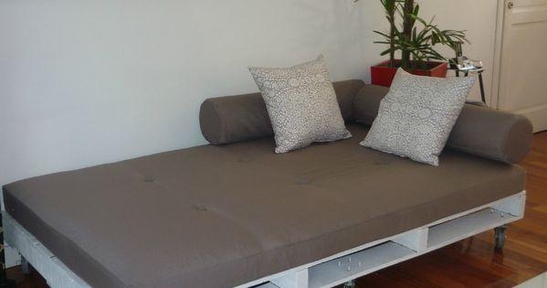 ideas de muebles hechos con palets buscar con google