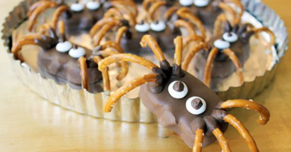 Cute and easy Halloween snacks :-)