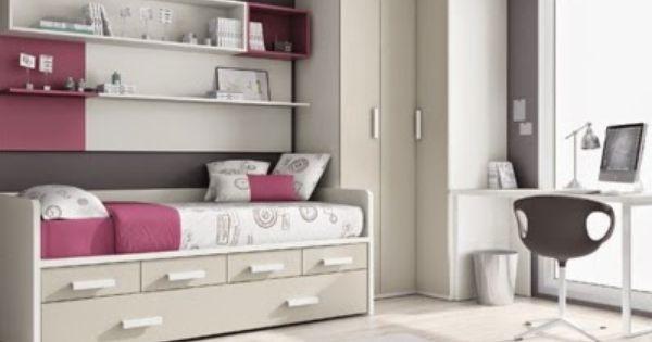 Habitaciones infantiles con armario esquinero articulos for Armario esquinero juvenil