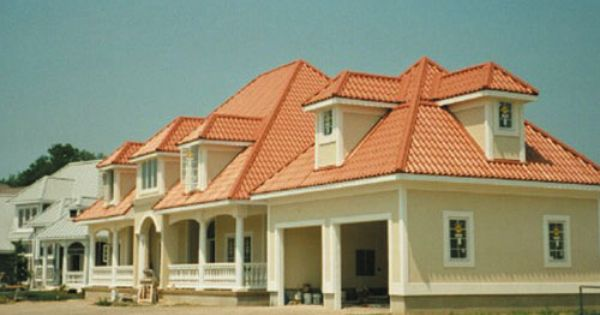 Photo Gallery Metal Roof House Styles Roofing