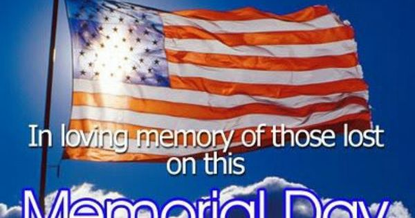 is memorial day the fourth monday in may