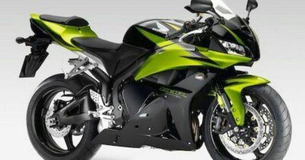 Green Honda Cbr Honda Cbr 600 Honda Cbr600rr Honda Bikes