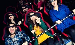 5d Cinema Tickets For Up To Four At Vertigo Up To 55 Off Cinema Ticket Cinema Cinema Movies