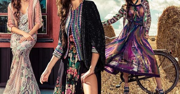 Being a Bohemian Goddess: How to Wear The Boho-Chic ...