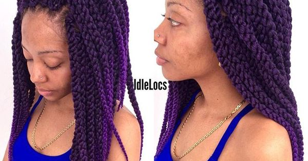 Crochet Hair Orlando : like to introduce the @isis_hair_inc CUBIC TWIST crochet braiding hair ...
