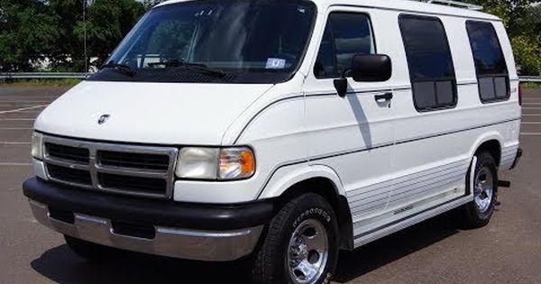 1997 Dodge 2500 Ideal Conversion Van Dodge Ram Van Van Dodge Ram 2500