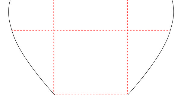 free heart envelope template       trimcraft co uk