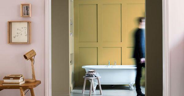 Peinture les nouveaut s 2016 de dulux valentine for Levis peinture salle de bain