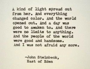Steinbeck East Of Eden Quotes. QuotesGram | East of eden quotes, Steinbeck  quotes, Book quotes