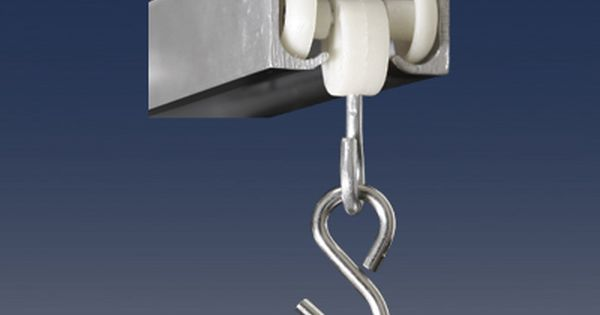 Kirsch Cubicle Curtain Track System Curtain Track Curtain Track
