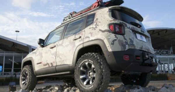 Jeep Renegade Trailhawk Lift >> Jeep Renegade Trailhawk custom | the Dream Jeep | Pinterest | Jeep renegade and Jeeps