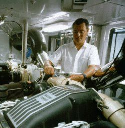 Yacht Engineers Crewfinders Yacht Engineering Motor Yacht