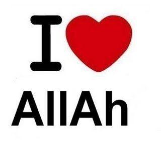 Islam Photo I Love Allah Allah Islam My Love