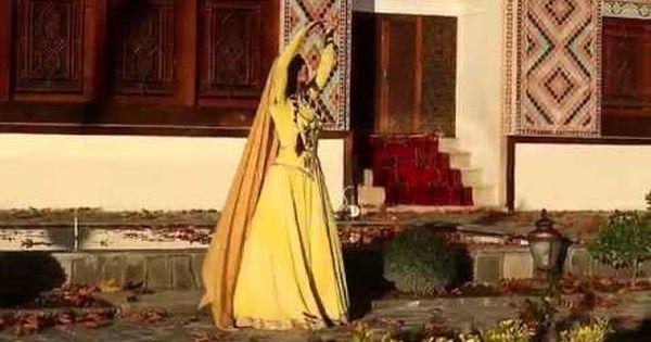 Oksana Rasulova Sari Gelin National Dance And Folk Music Of Azerbaijan Official Video