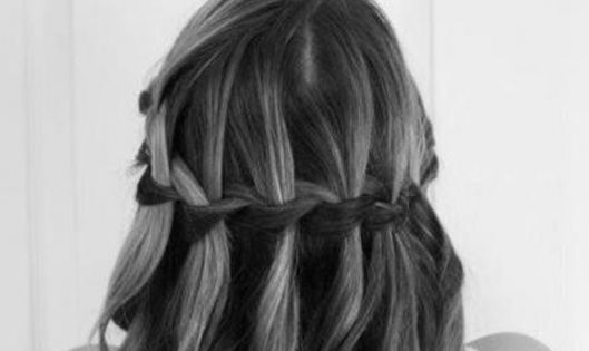 Wedding day hair -- braids - hair inspiration